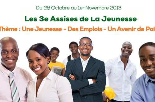 Article : Assises de la jeunesse Ivoirienne, 3ième édition