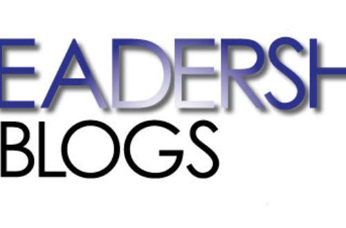 Article : Pourquoi dédier ce blog au leadership?