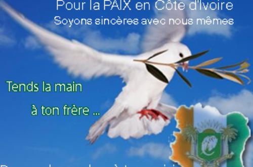 Article : Journée nationale de la paix en Côte d'Ivoire : bilan et perspectives