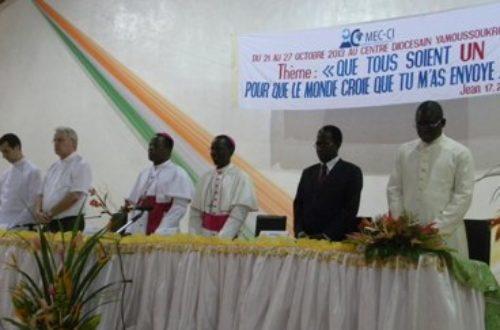 Article : Retour de l'église dans les arènes politiques en Afrique : un joueur de trop