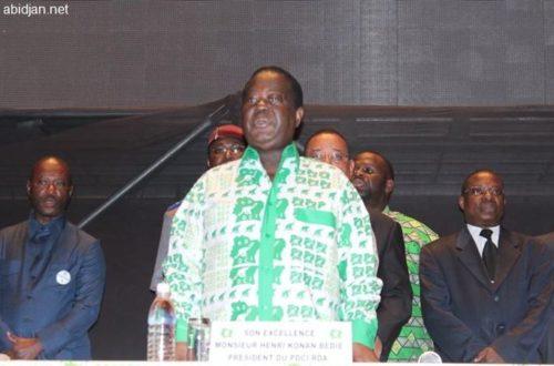 Article : Côte d'Ivoire : Dois-tu t'inquiéter des pas incertains du PDCI ?